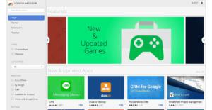 Screenshot of Chrome Web Store