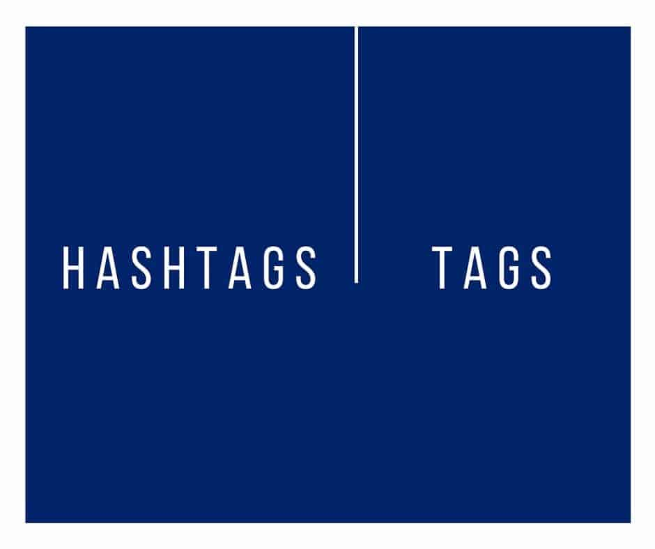 hashtags and tags for seo