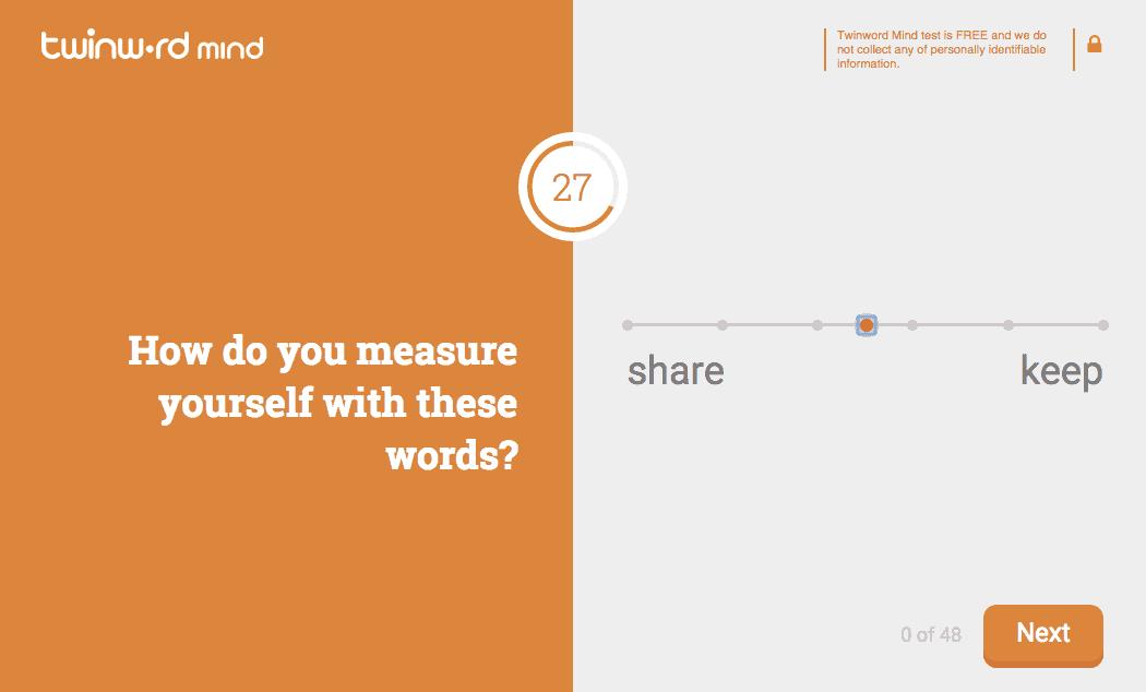 Slider Test - Twinword_Mind