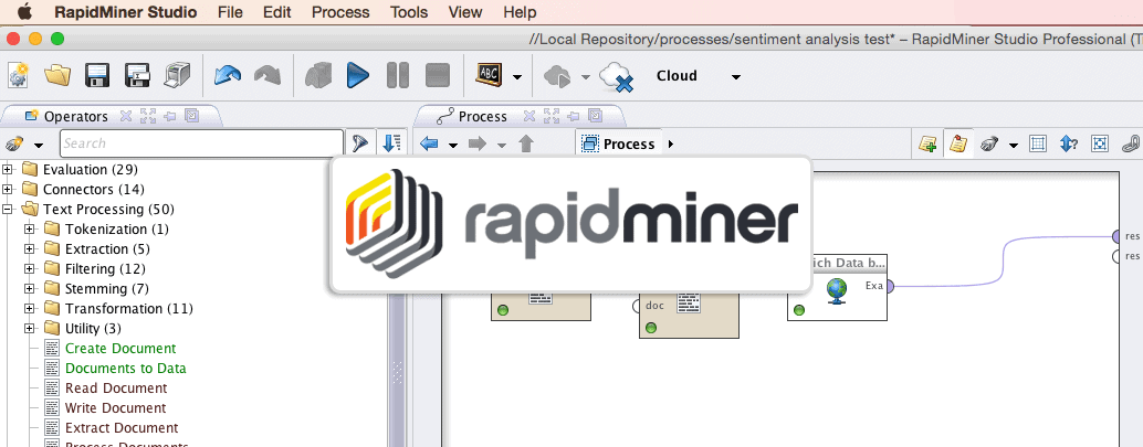 Using RapidMiner For Sentiment Analysis - Twinword, Inc