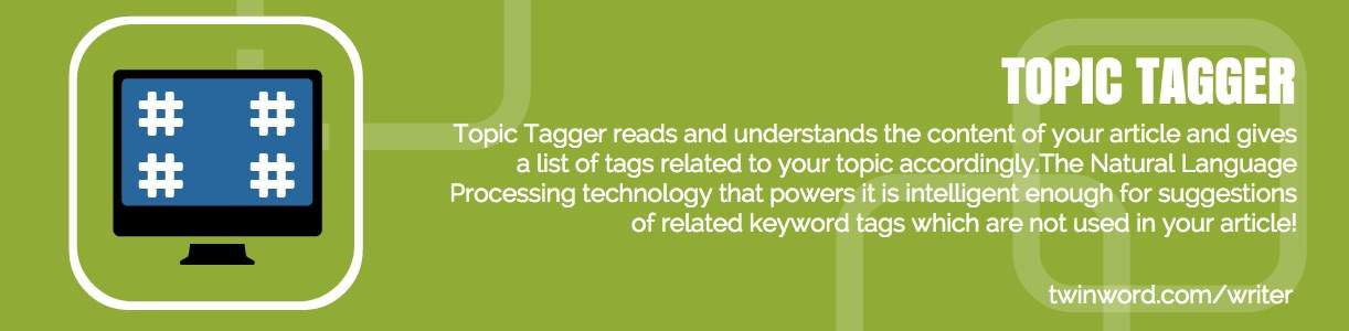 topic-tagger