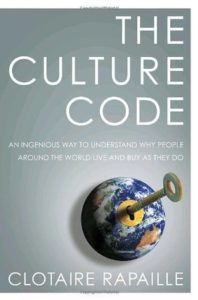 Book cover of The Culture Code by Clotaire Rapaille