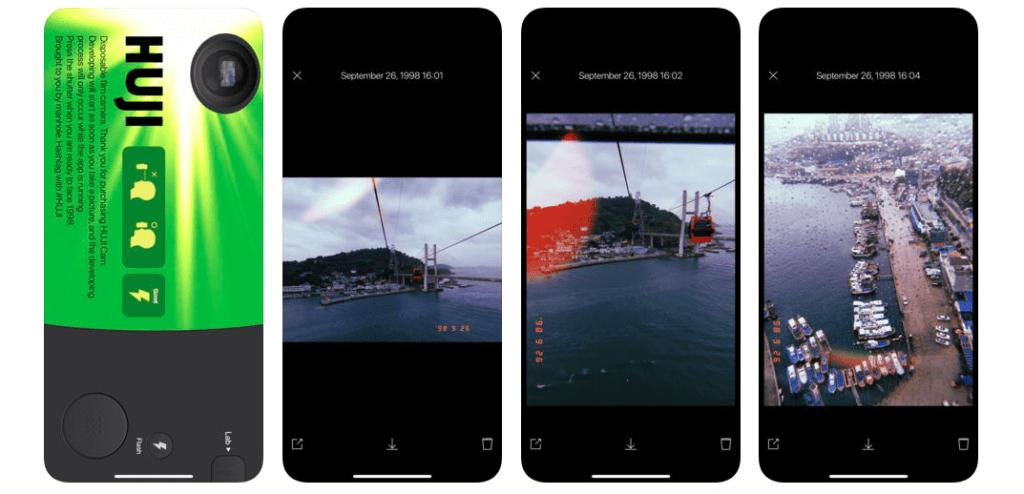 HUJI Screenshot