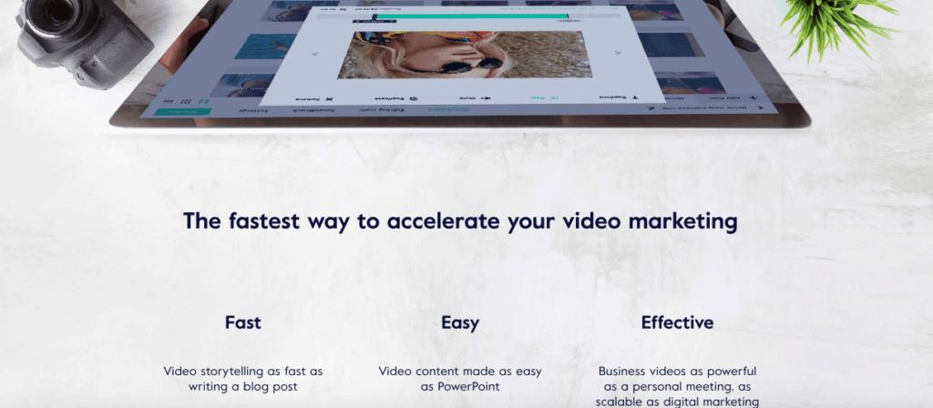 Magisto Screenshot
