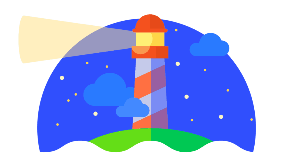 Google Lighthouse Icon