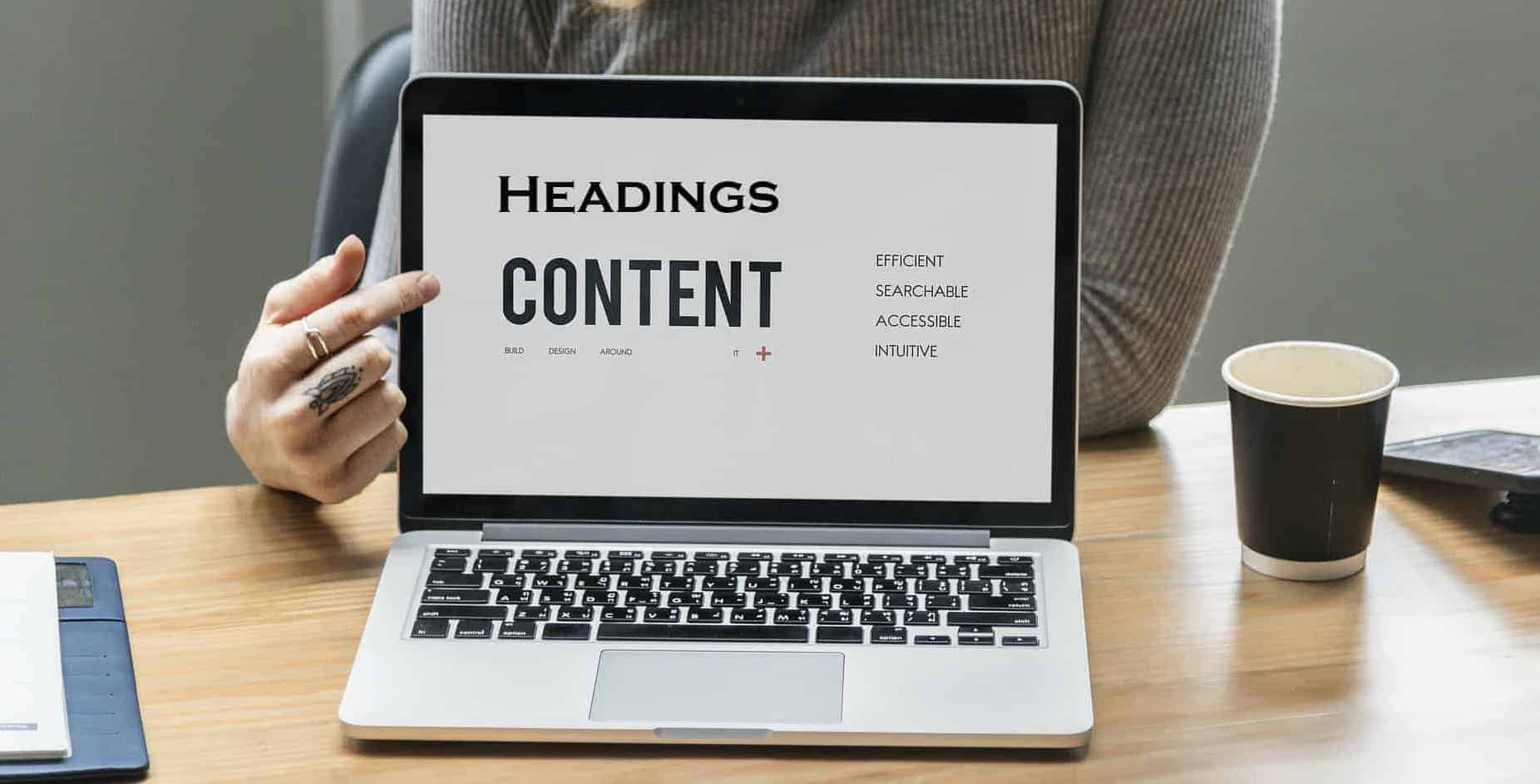 headings and content of your post are good places to place keywords