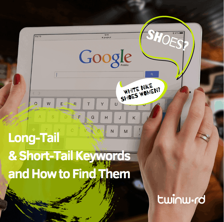 Long-tail and short-tail keywords and how to find them featured image