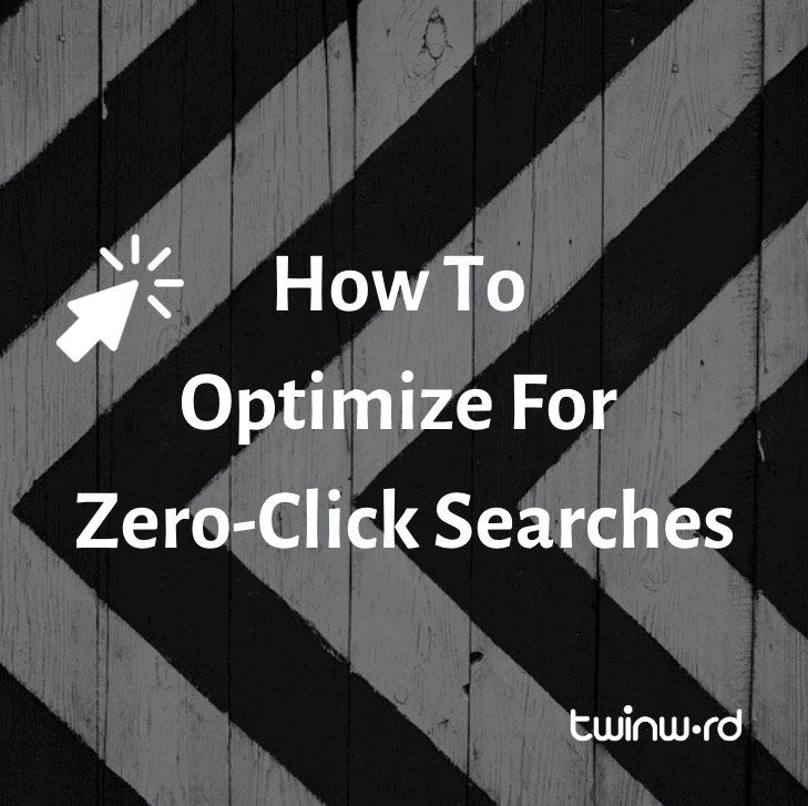 How to optimize for zero-click searches featured image