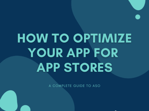A featured image of Twinwords blog post on app store optimization