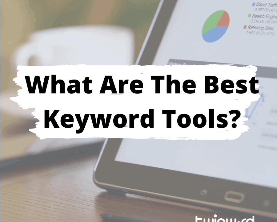 Best Keyword tools featured image