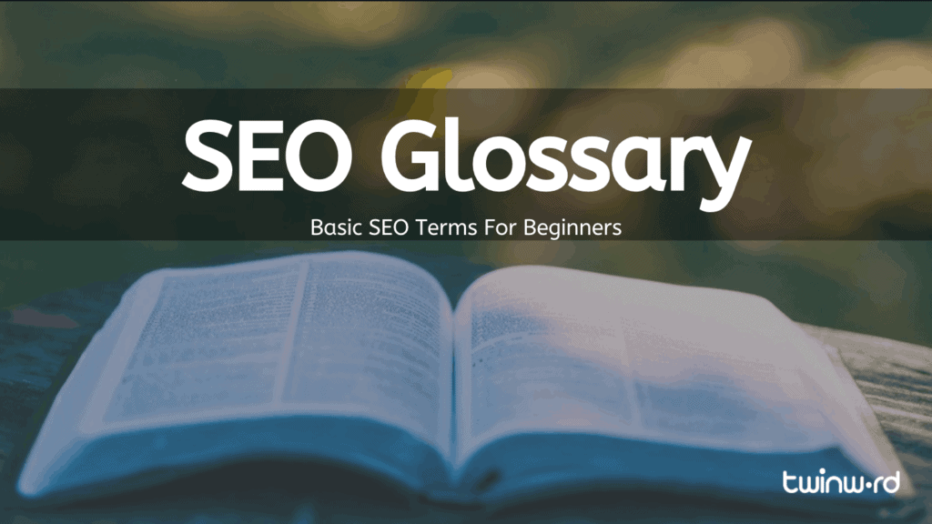 SEO Glossary Banner Image