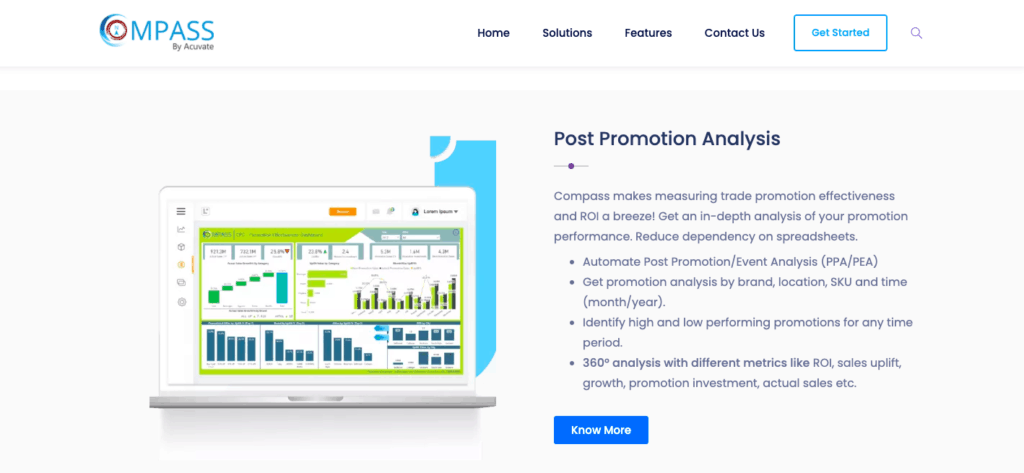 Compass Promotion Optimization Tool