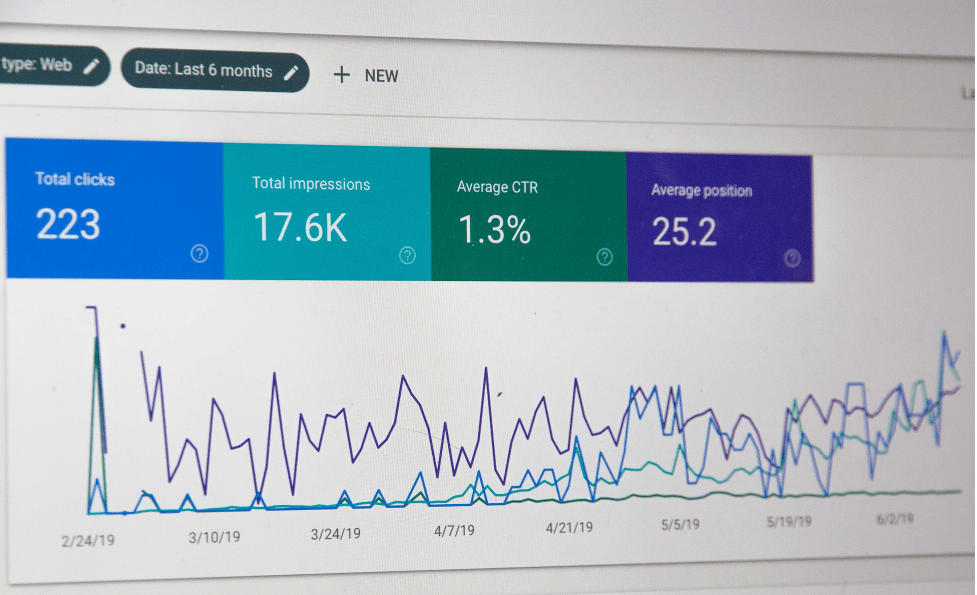 Utilizing Google Search Console to analyze customer data and earn actionable insights